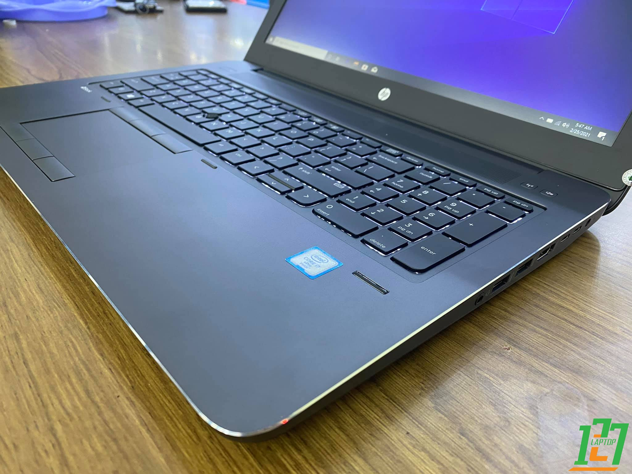 HP Mobile Workstation Zbook 15 G3